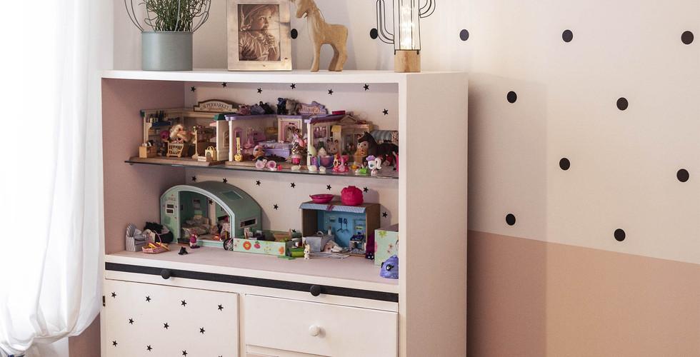 Décoration chambre de fille