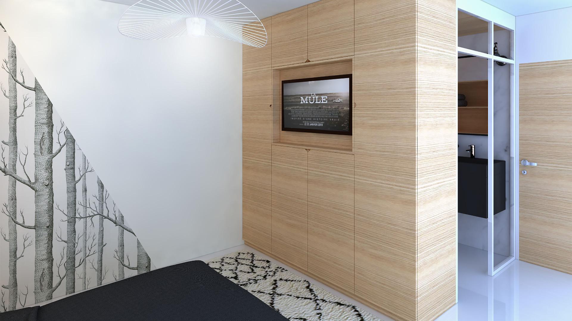 Dressing - meuble tv