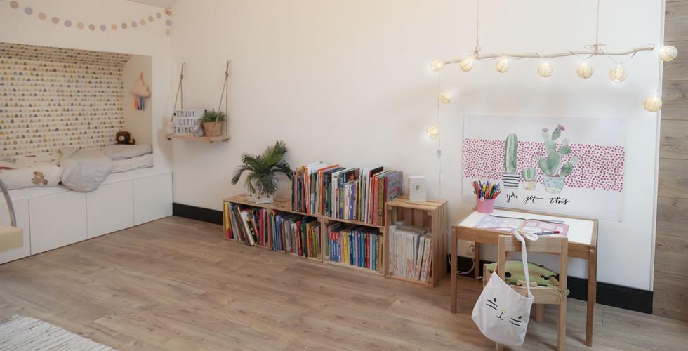 création chambre d'enfants