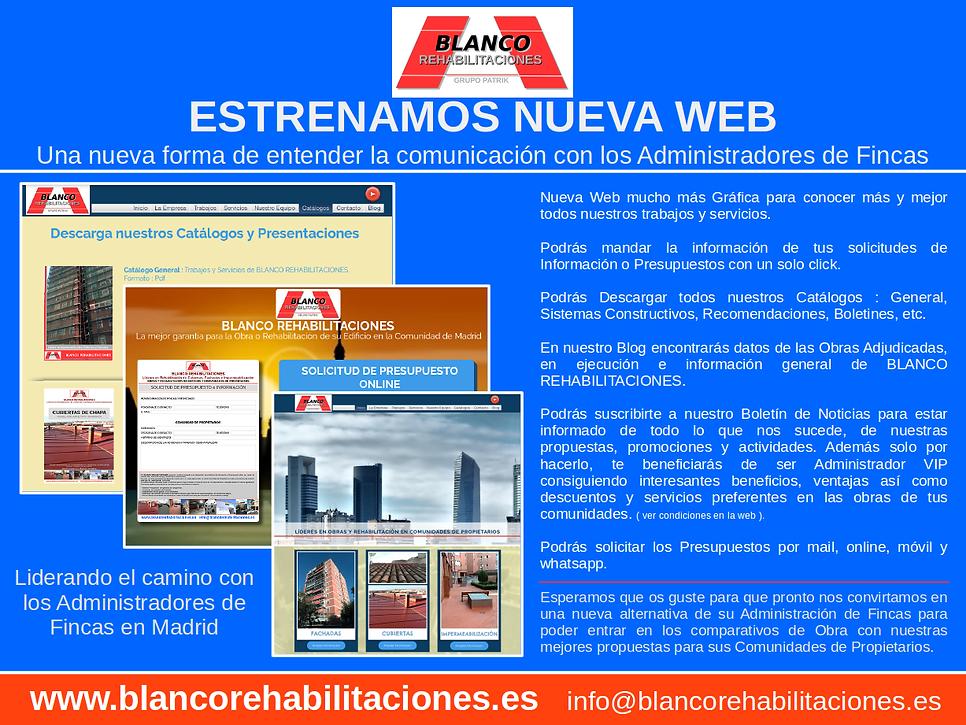 web blancorehabilitaciones