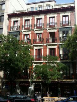 rehabilitacion fachada goya