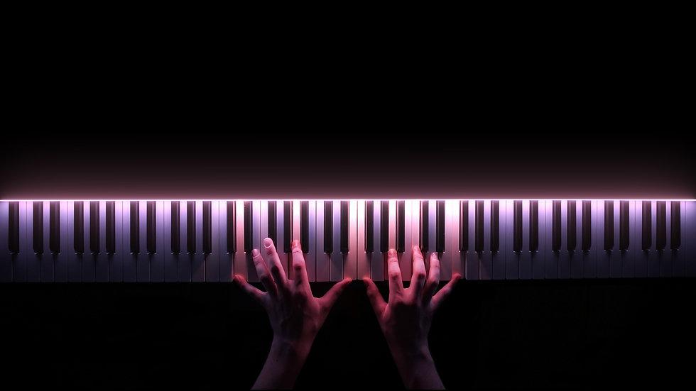 Pianist, Piano Hands, Magnus Baumgartl, MrBromaba