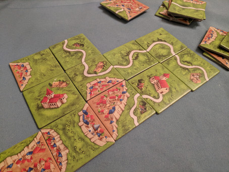 If You liked Carcassonne you might also like Isle of Skye