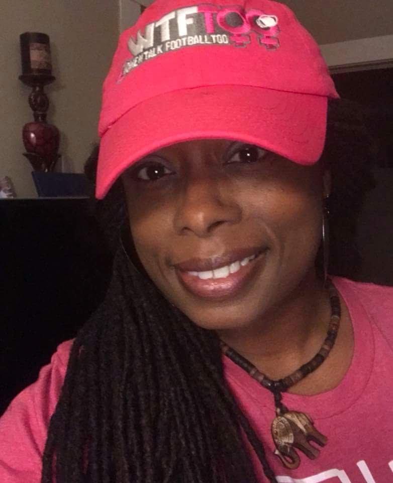 WTF Too Hot Pink Cap, NC