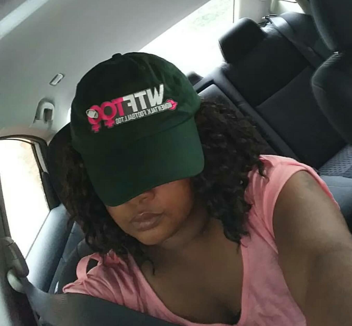 WTF Too Dark Green Cap, Florida