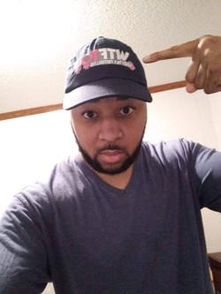 WTF Too Navy Cap, NC