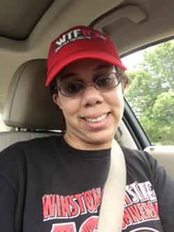 WTF Too Red Cap, North Carolina