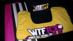 WTF Too Custom Black & Yellow, NC