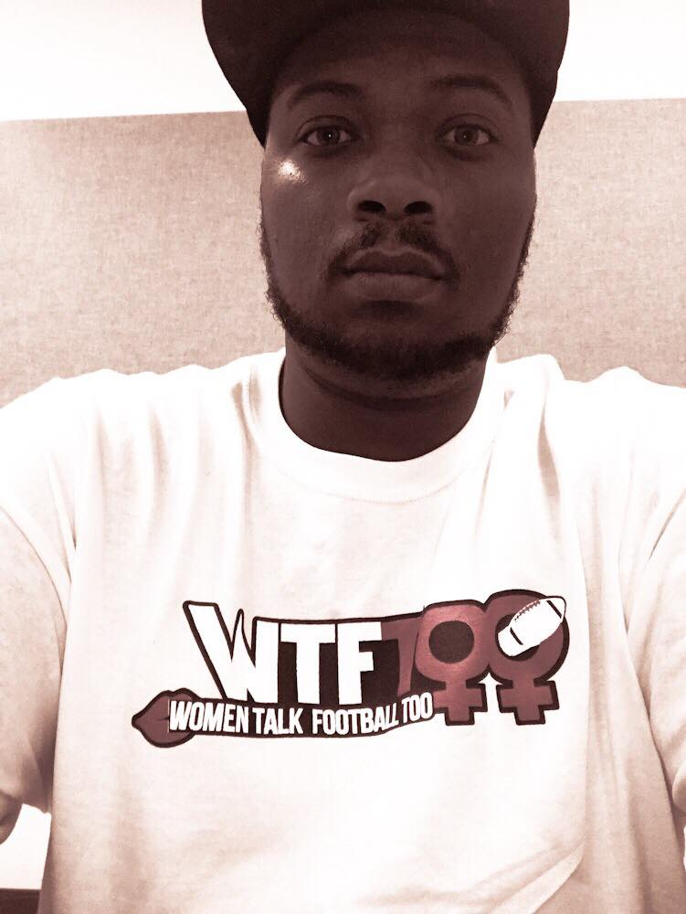 WTF Too White Crew Neck T-Shirt, NC
