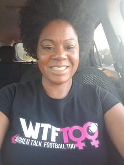 WTF Too Black Crew Shirt, NC