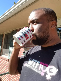 WTF Too Multi Logo Mug and Shirt, NC