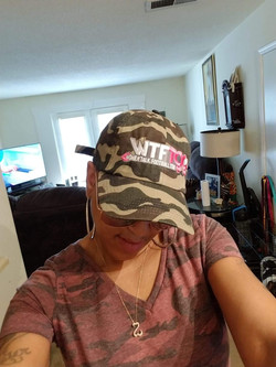 WTF Too Camouflage Cap, Georgia