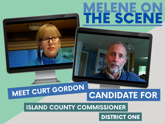 CURT GORDON: CANDIDATE FOR ISLAND CO. COMMISSIONER