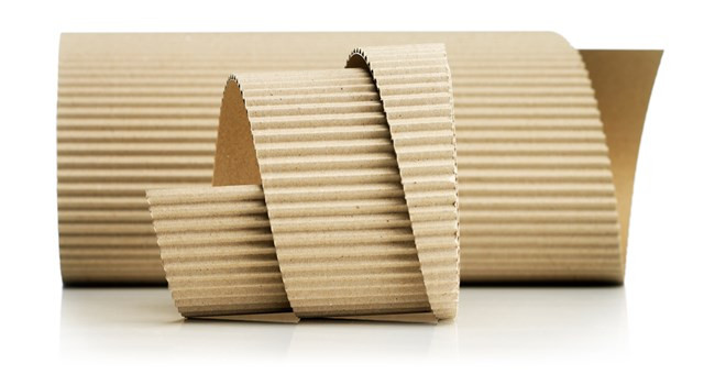 Semi-chemical Fluting Paper