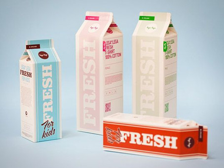 Sustainable and Environment- Friendly Everyday use Packaging Boards