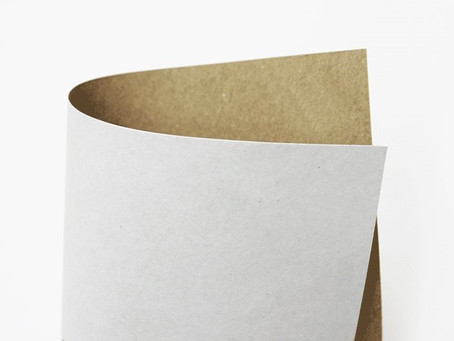 What kind of papers are used in Corrugating boxes packaging?
