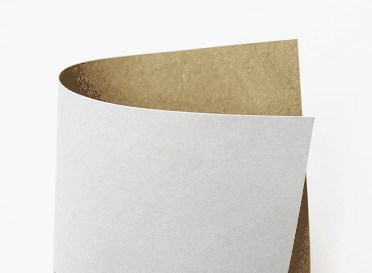 White top Kraftliner