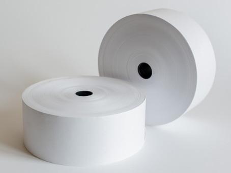 Thermal paper or Pos paper