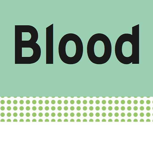 Blood Deficiency Fact Sheet