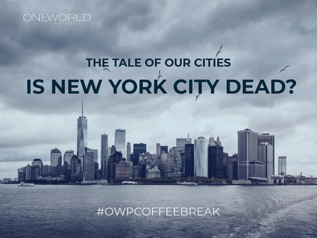 The Tale of Our Cities – Is New York City Dead?