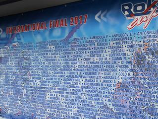 434 Rokker aus 50 Nationen beim Rok Cup International Final 2017