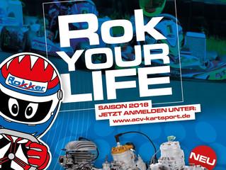 Rok your life- Jetzt Einschreiben für die Saison 2018