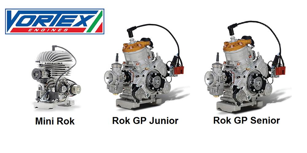 ROK Cup Germany Motoren