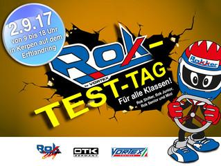 Rok Test-Tag für Rok Shifter und alle Klassen am 02. September in Kerpen