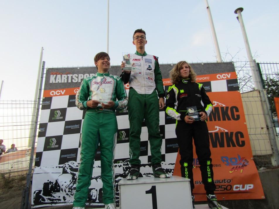 Rok Cup germany Marcel Mayer Rok GP Junioren Sieger
