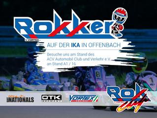 Rok Cup Germany präsentiert sich auf IKA