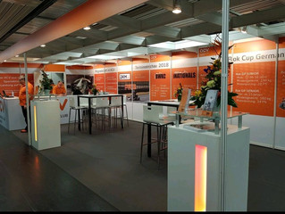 Rok Cup Germany auf der Kartmesse in Offenbach