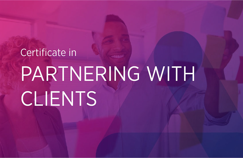 Partnering with Clients