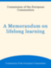 European Commission, A Memorandum on Lif