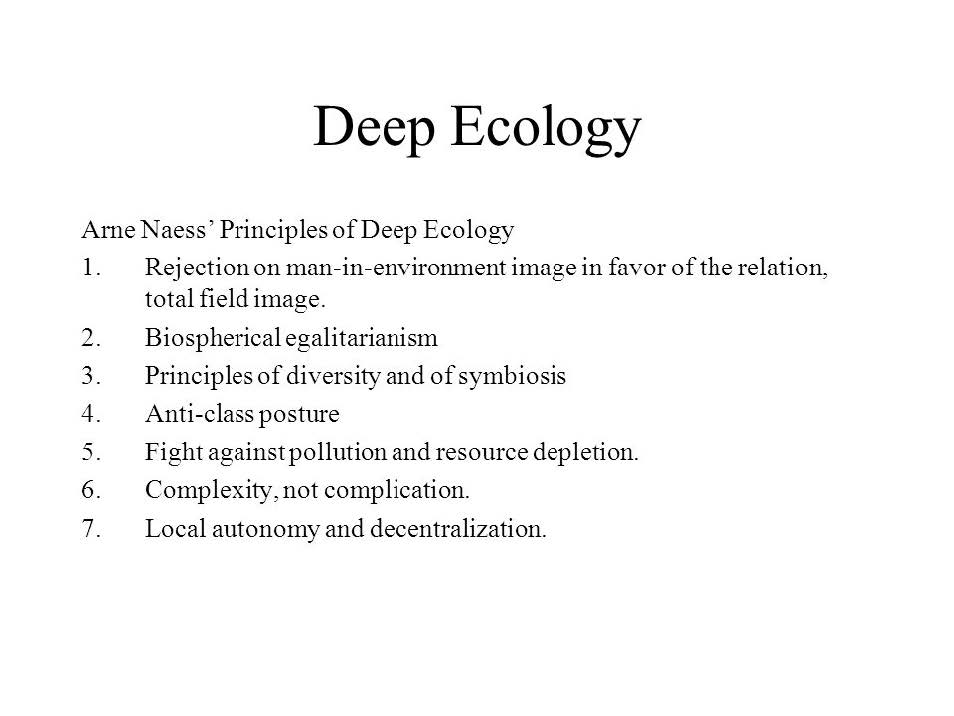 par__deep ecology movement