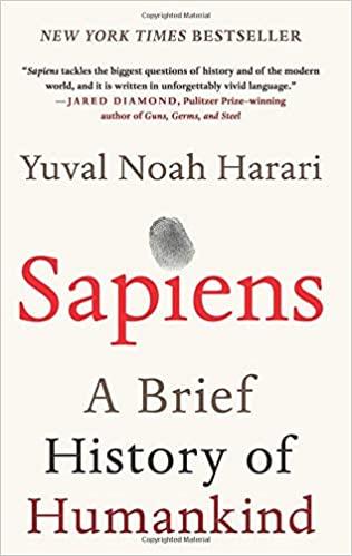 Noah Harari, Yuval, Sapiens: A Brief His