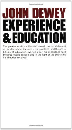 Dewey, John, Experience and Education (F