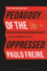Freire, Paulo, Pedagogy of the Oppressed