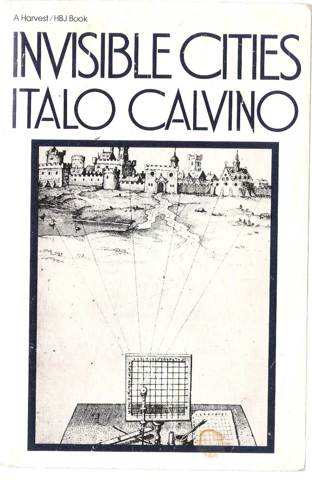 Calvino, Italo, Invisible Cities (Harcou