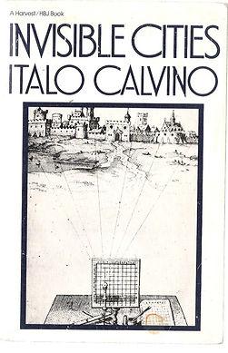 Calvino, Italo, Invisible Cities (Harcou