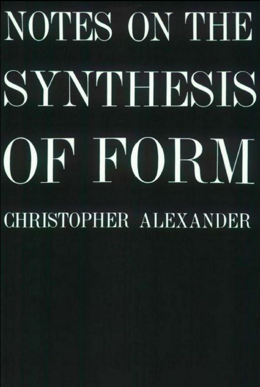 Alexander, Christopher, Notes on the Syn