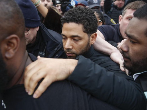 Activists worry that Jussie Smollett arrest will discourage hate-crime reporting by real victims