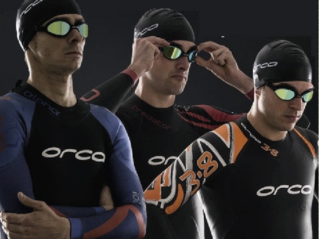 ABRIL - Orbea, Orca, SIS Energy Gels
