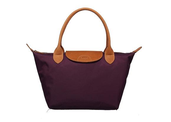 Essential Shopping Tote Bag (Medium) -Purple B3101