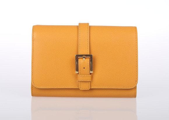 Medium Foldover Cardcase (Mango) W6773