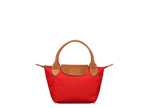 Essential Shopping Tote Bag (Small) -Red B3126