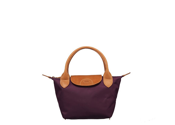 Essential Shopping Tote Bag (Small) -Purple B3126