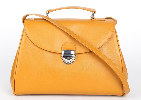 Flap shoulder Bag (Mango) A10244