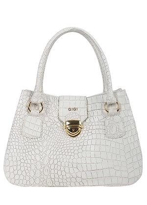 Satchel Bag (White) A10201