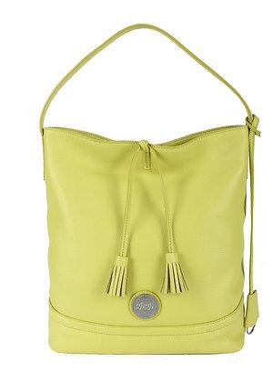 Tassel  Shoulder Bag (Lime) A10290-2