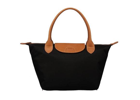 Essential Shopping Tote Bag (Medium) - Black B3101